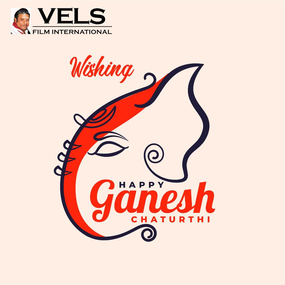 இனிய விநாயகர் சதுர்த்தி நல்வாழ்த்துக்கள்! Happy Vinayagar Chaturthi😊  #GaneshChaturthi #GaneshChaturthi2020 @VelsFilmIntl https://t.co/LIxdESsmjM