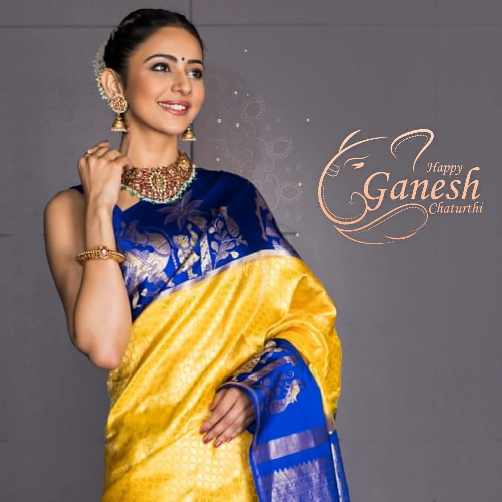 Happpy Ganesh Chaturthi to all you lovely people !! May there be peace and happiness ❤️