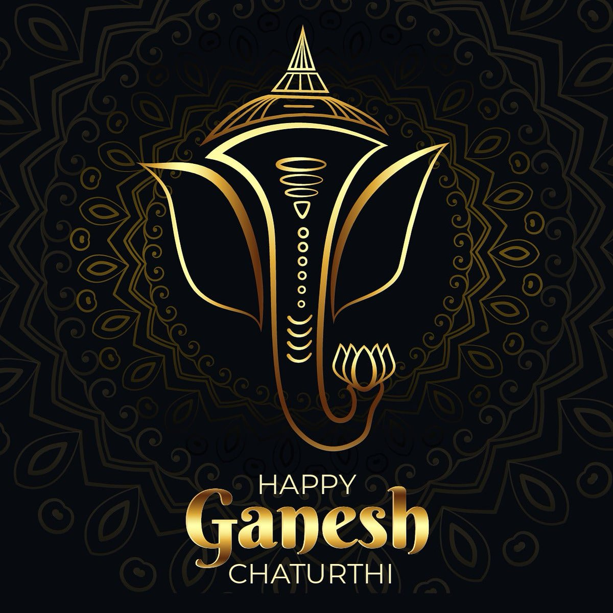 Wishing you all a very happy and prosperous #GaneshChaturthi