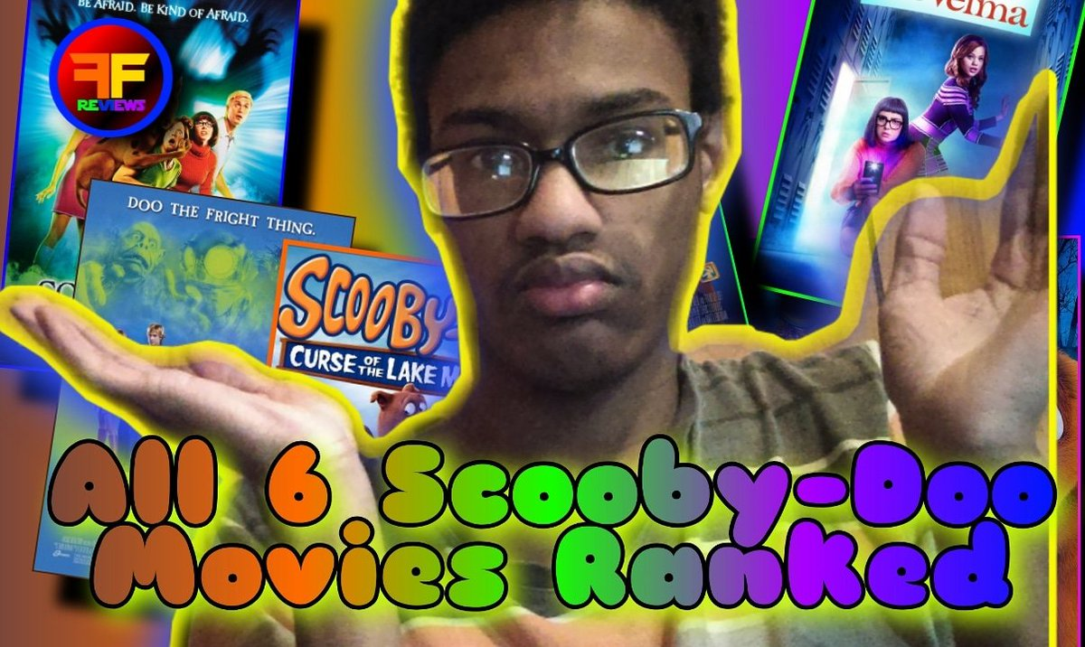 Time to stop and rank all 6 live-action Scooby-Doo films from the worst to the best with the newest film included. #ScoobMovie #mysteryinc . . . All 6 Scooby Doo films ranked from WORST to BEST w/Scoob  via @YouTube