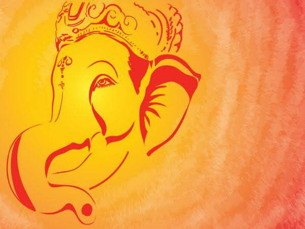 May the power of Lord Ganesh protect you and your loved ones from all evil....may the power enhance all positivity and spread only love...please stay safe🧡🧡🧡 https://t.co/fx0dolkylE