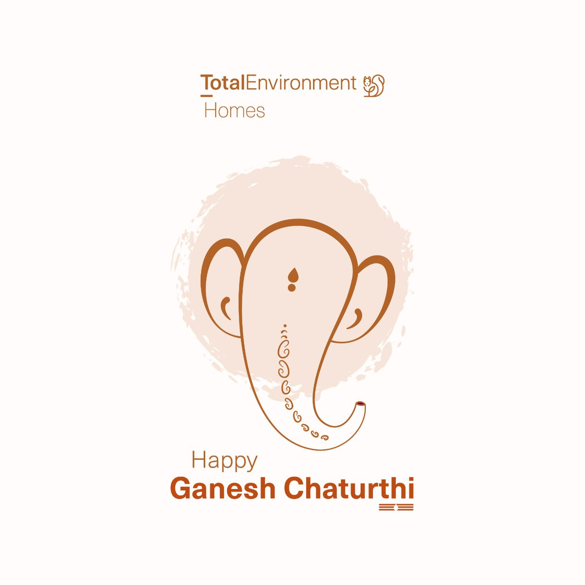 Lord #Ganesha of house Shiva, first of his name, son of Parvati, the remover of obstacles, the lord of new beginnings, the giver of intellect and wisdom, rider of mice, here comes the elephant God!  A Happy #GaneshChaturthi  #ganpati #bappa #ganpatibappamorya #totalenvironment https://t.co/Utk8fFFjzF