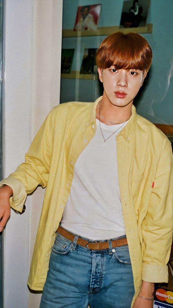 Slow On Twitter Bts Dynamite Special Pictures Jin Kim Seokjin Lockscreens Wallpapers