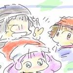 Image for the Tweet beginning: #レトロアニメ部 #とんがり帽子のメモル  メルモちゃんと混同する人がいようとも描くよ!!w