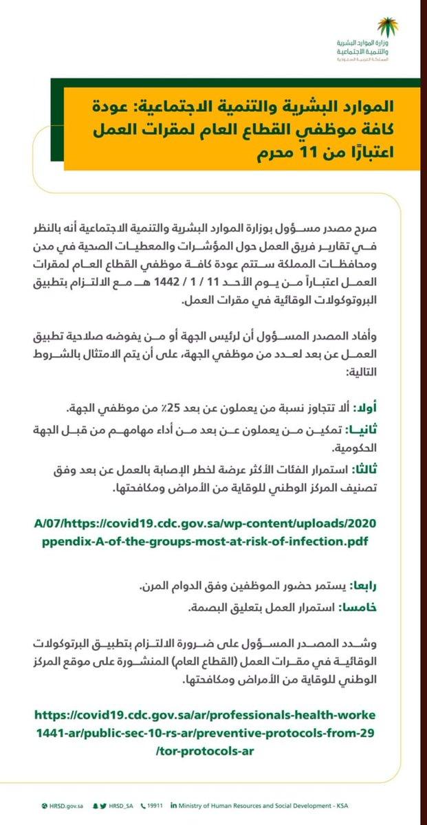 نظام العمل السعودي الجديد 1441 Pdf