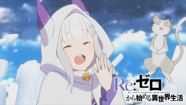 Memory snow 無料視聴 リゼロ Re:ゼロから始める異世界生活(1期2期)のアニメ動画を全話無料視聴できる配信サービスと方法まとめ