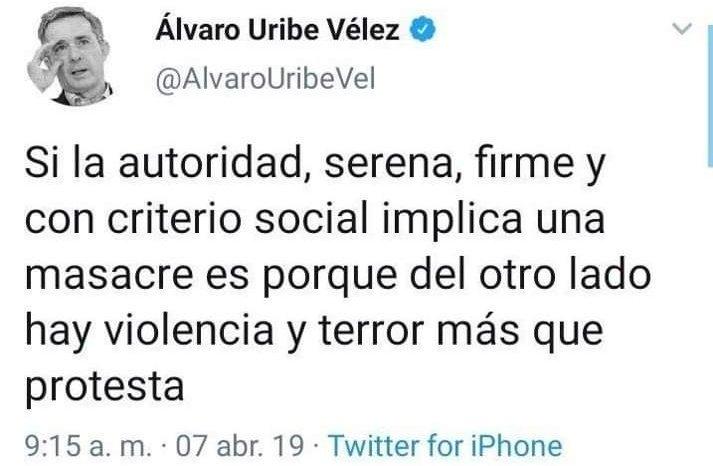 #4Agosto 6 personas asesinadas en Cúcuta. #12Agosto 5 jóvenes asesinados en Cali. #13Agosto 2 indigenas en Corinto. #15Agosto 8 jóvenes asesinados en Samaniego. #18Agosto 3 indígenas en Ricaurte. #21Agosto: 5 en Arauca; y 6 en El Tambo. #22Agosto: 6 personas asesinadas en Tumaco. https://t.co/OdVHgvO8aM
