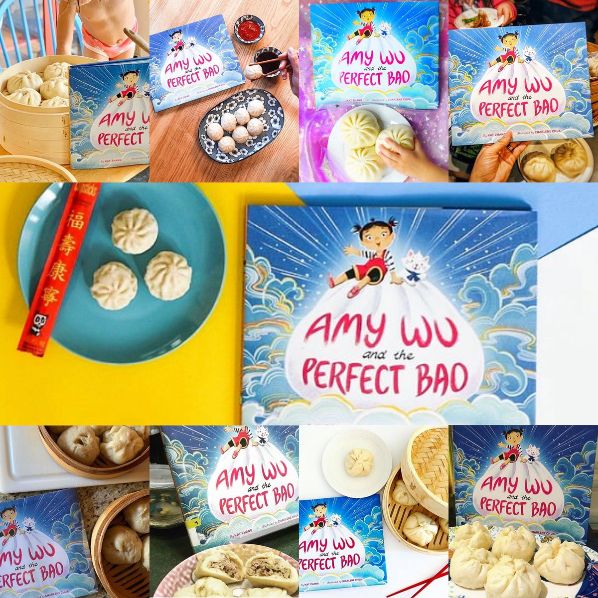 Happy National Bao Day!! I've been so lucky & thrilled to see AMY WU readers make bao all year. Thank you for sharing your delicious pictures! (PS I saved these pics over time from social media. If one is urs, pls let me know if u'd like a tag or the pic removed!) #nationalbaoday https://t.co/xvrGNI8kzj