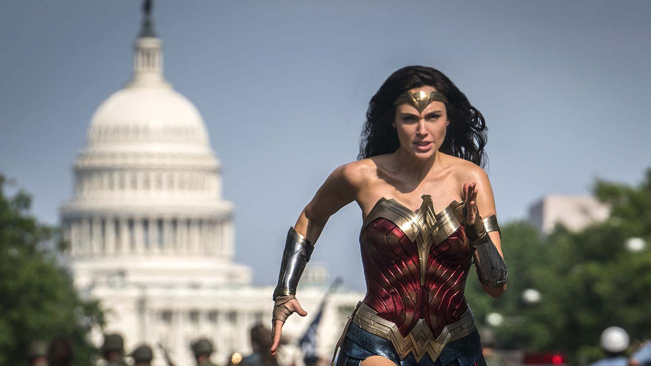 New Wonder Woman 1984 Trailer Featuring Gal Gadot & Kristen Wiig