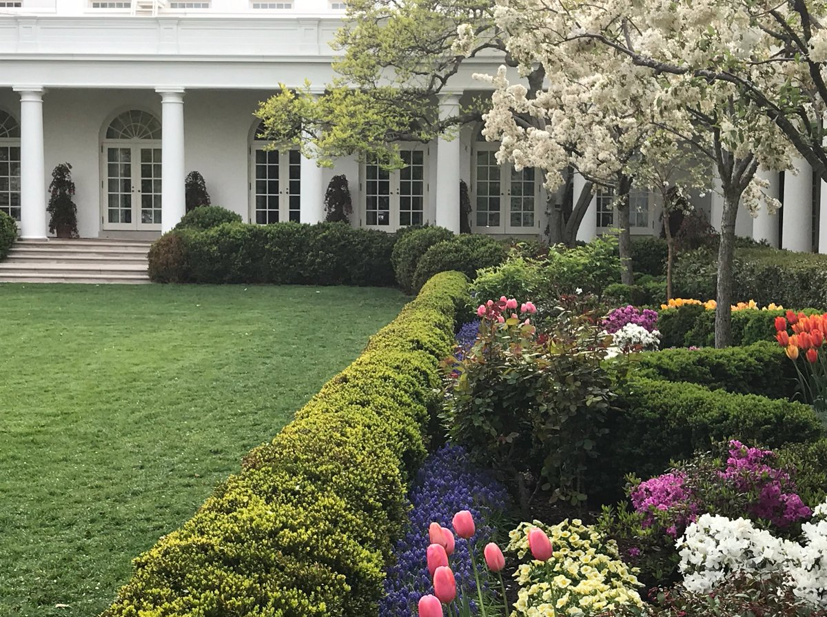 Brian J Karem On Twitter A Few Shots I Took During The Last Few Years To Share From Jackie Kennedy S Rose Garden Before The Renovation The Last One Is The Wh Photo