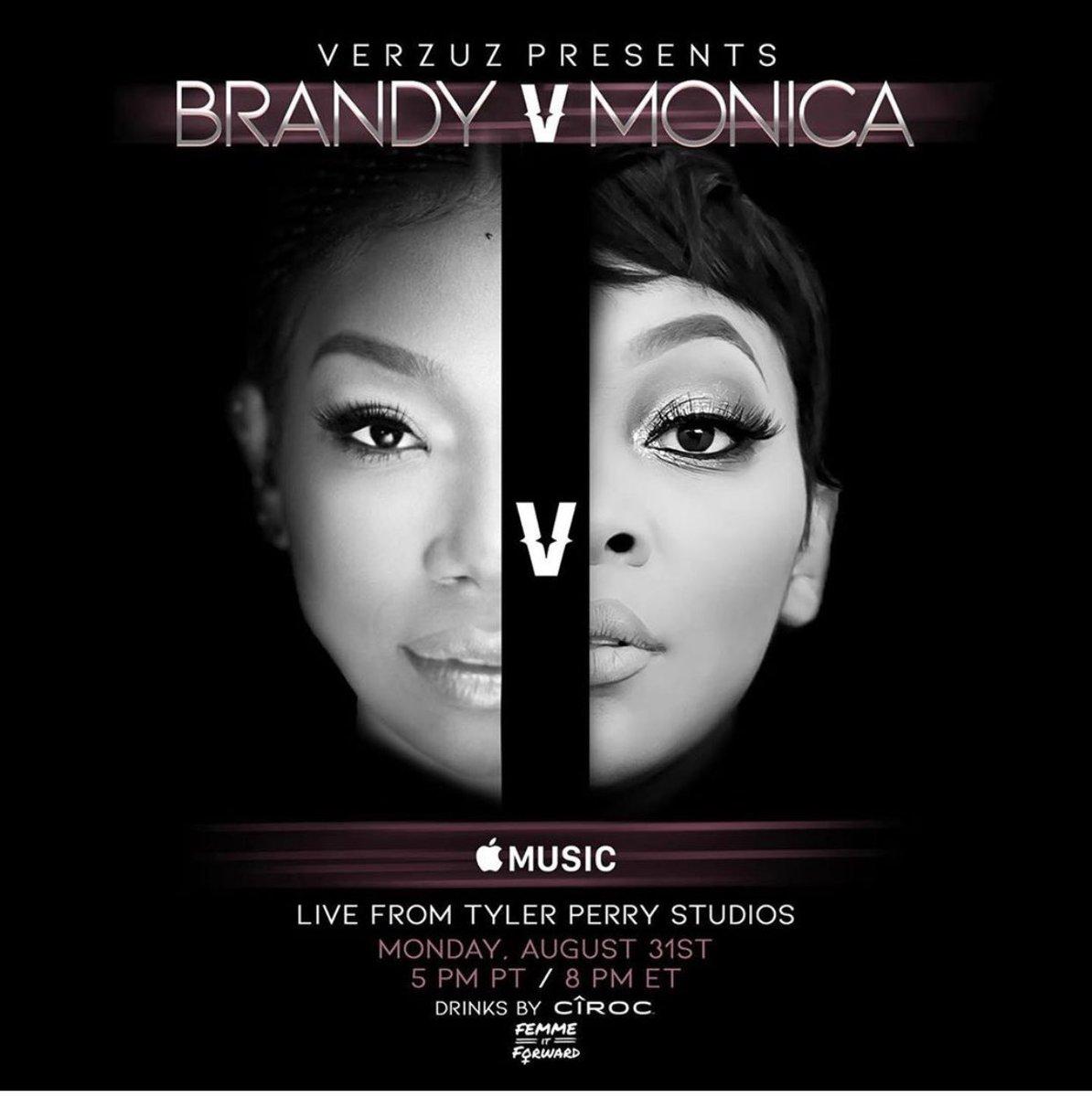 OMG BRANDY VS MONICA VERSUS ...