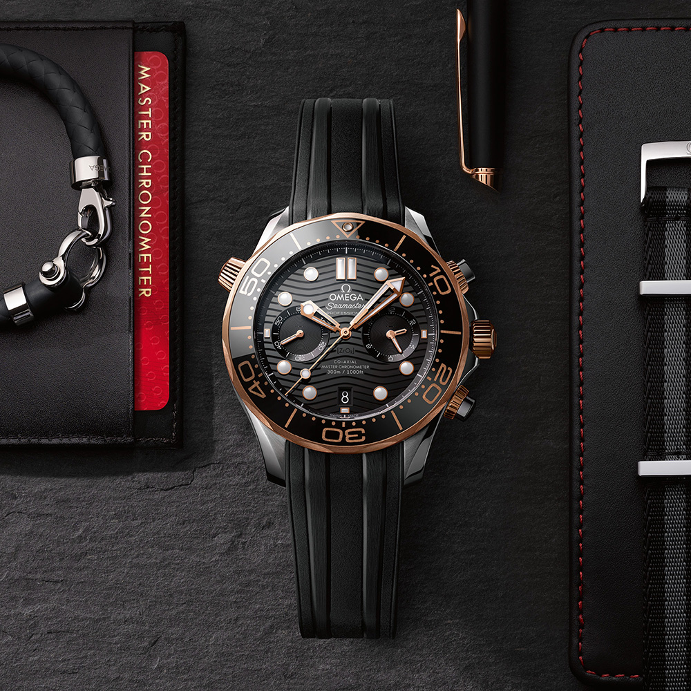 Want a watch that really stands out? We've got a chronograph you may just love. #MasterChronometer @omegawatches https://t.co/sy7182uMrf