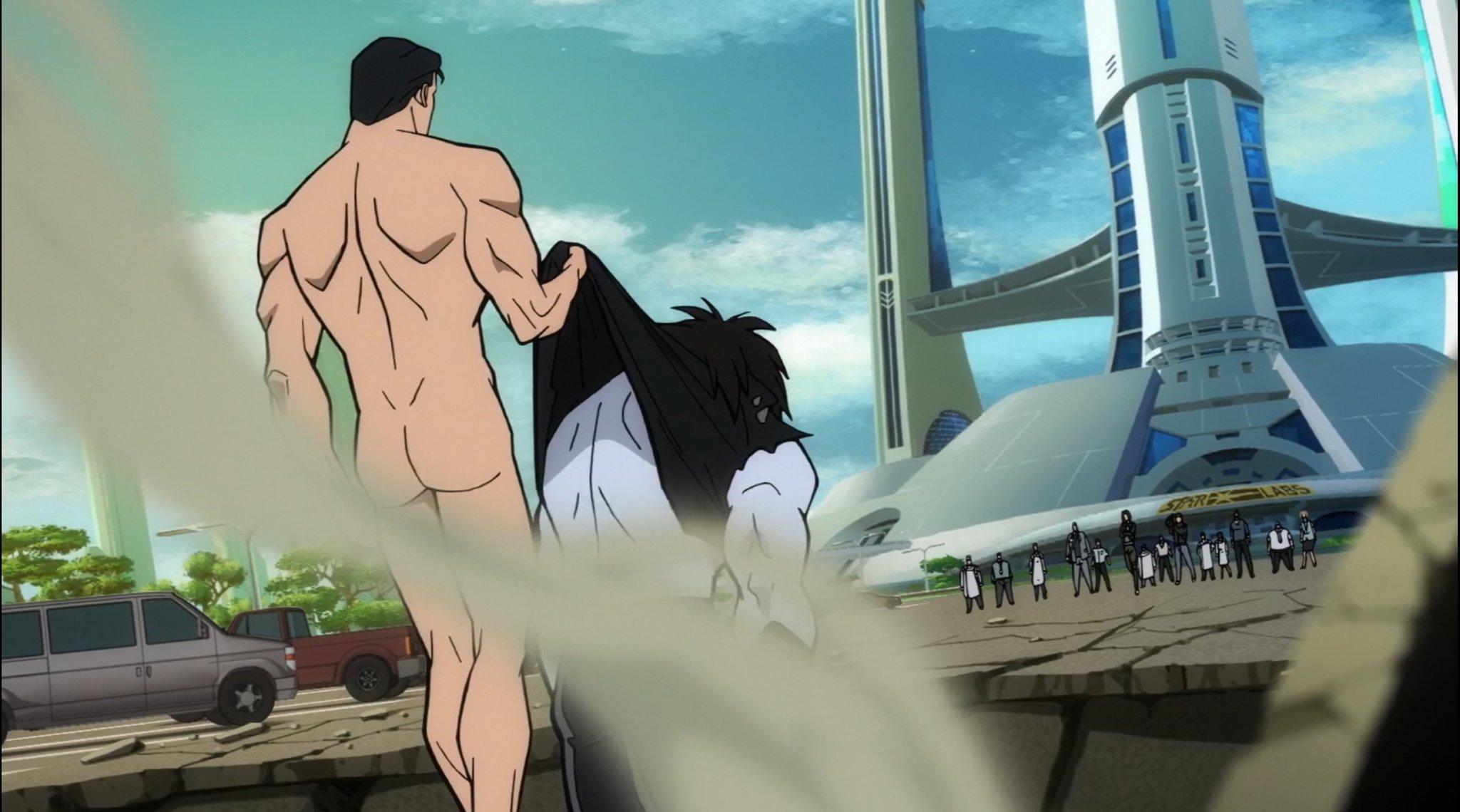Nakedsupermen