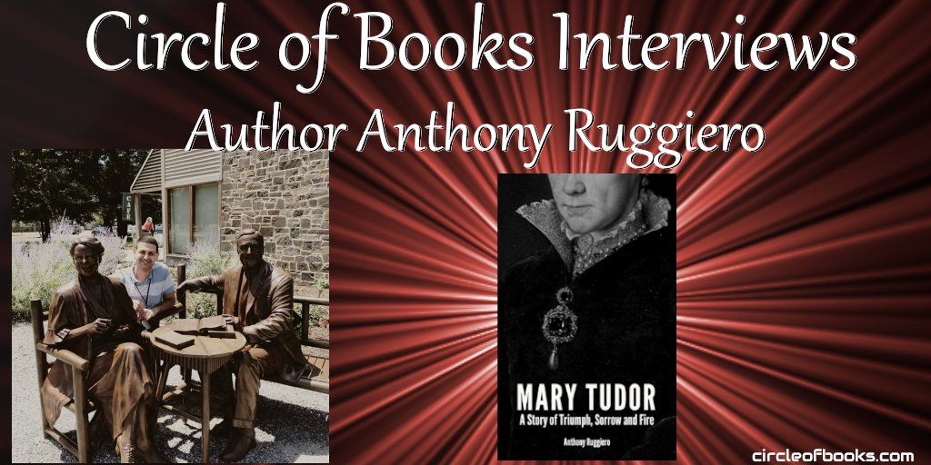 * #rt #interview #asmsg #iartg Interview-Anthony Ruggiero ▶ @Anthony10290122