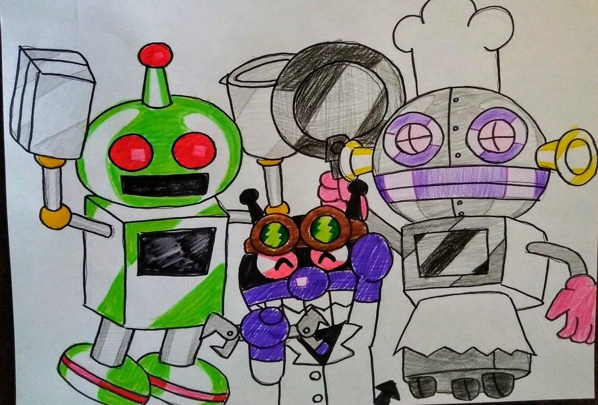 ロボット バイキンマン