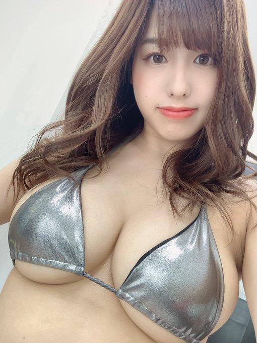 グラビアアイドル小山玲奈のTwitter自撮りエロ画像10