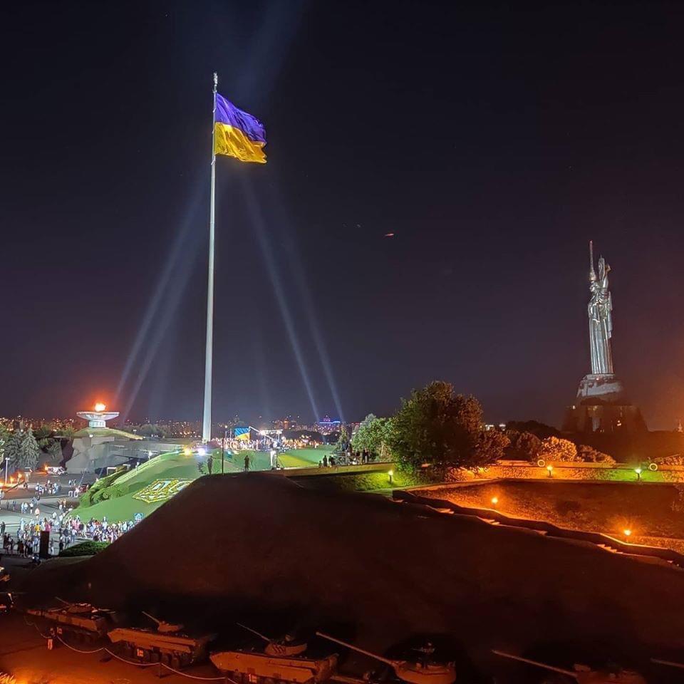 Вітаю всіх українців із днем прапора!  🇺🇦💙💛 🇺🇦 Happy National Flag Day of Ukraine! 🇺🇦 🇺🇦 - a symbol of courage and unity of the strong Ukrainian people! https://t.co/zWNvs7S2q4