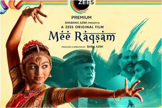 Many congratulations Baba, for making such a BRILLIANT film! 🙇♂️  Loved #MeeRaqsam ! Poignant story of a Father & Daughter - a strong comment on Religion, Secularism and Art!  BRAVO to @AzmiShabana ji and the entire team!  @babaazmi @DanHusain #Aditisubedi @ZEE5Premium