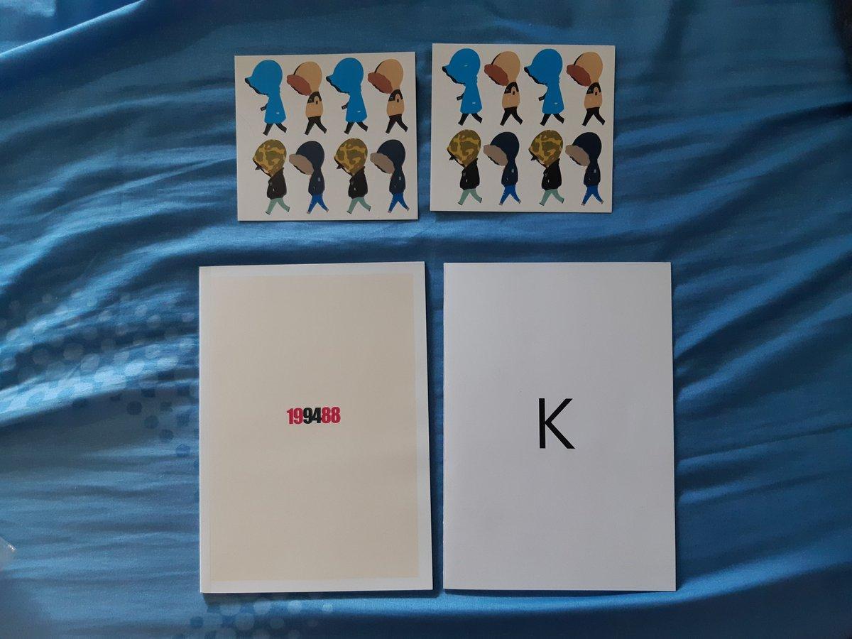 ขาย Art book sekai 199488 (🔞) + mini art book kai ของคุณ Moseley 400 บาทรวมส่งลทบ.ค้าบ สามารถขอดูรูปเพิ่มเติมได้ทาง Dm นะคะ 🥰 #ตลาดนัดEXO #sekai #เซไค #เซฮุน #จงอิน #ไค #sehun #kai #Jongin #ขายของสะสมexo #ขายของexo