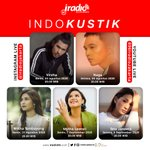 Image for the Tweet beginning: #indokustik Live masih akan menemani