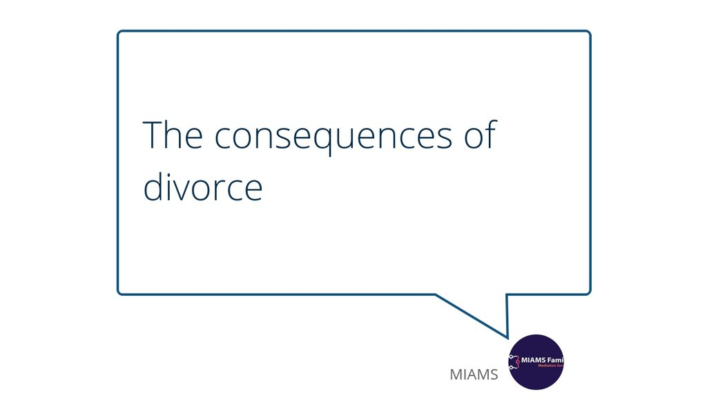 A mediation process can help you to resolve your divorce issues quickly and amicably.  Read the full article: The consequences of divorce ▸ https://t.co/QhWuubihsY  #divorce #mediate #mediation #divorcemediation #mediator #divorcesupport #conflictresolution #familylaw https://t.co/fgkfO8C1sK