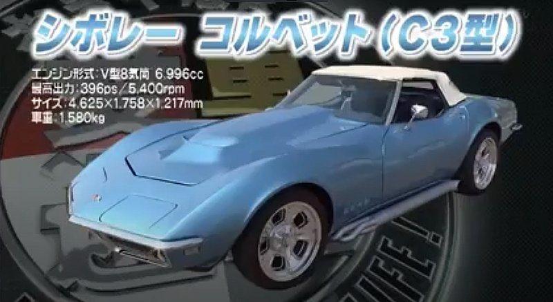 ソフィア松岡充の希少旧車「シボレーコルベット」の価格