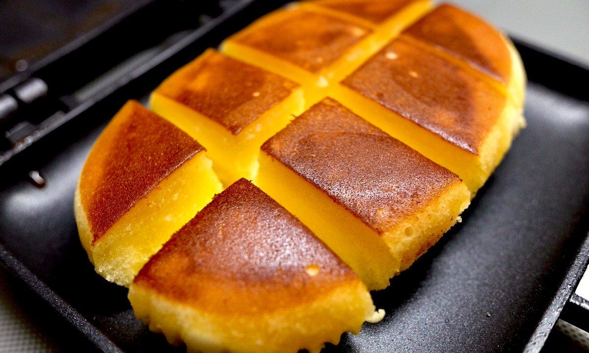 メーカー ケーキ サンド ホット ホット