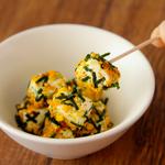 クリームチーズとのりたまの組み合わせは意外とあり?!簡単に作れるおつまみレシピ!