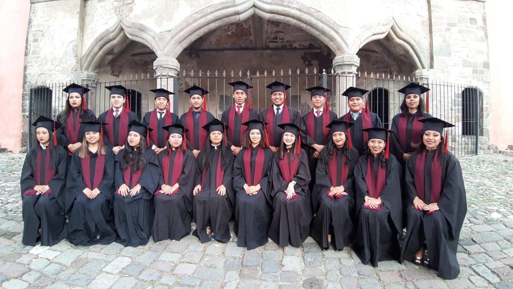 Un día cómo pero del 2019. Conseguí trabajo; pero también fue el último día que ví a mis compañeros de la universidad (CDE 417).  #Graduation2019 https://t.co/ABAnNrO4WF