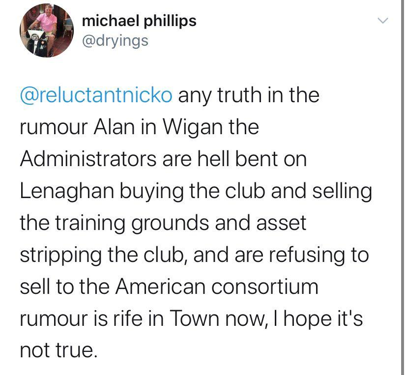 Wigan in Administration - Page 7 EgH4tXpWoAUXpg_?format=jpg&name=900x900