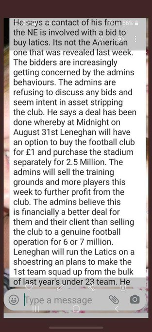 Wigan in Administration - Page 7 EgH4tkLXYAIfeza?format=jpg&name=small