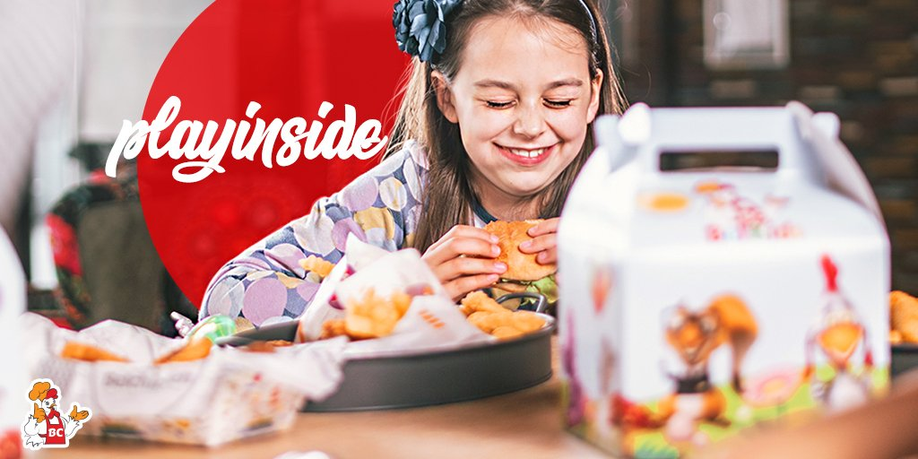 We serve the crispiest and tastiest choices town for kids too! ⠀ ⠀ While they're enjoying the delicious #BelkidsBox they can #playinside  ⠀ #BelkidsBox is only 6,90€ ⠀ ⠀ Let's play together.  #Belchicken https://t.co/UdORkWcBjK