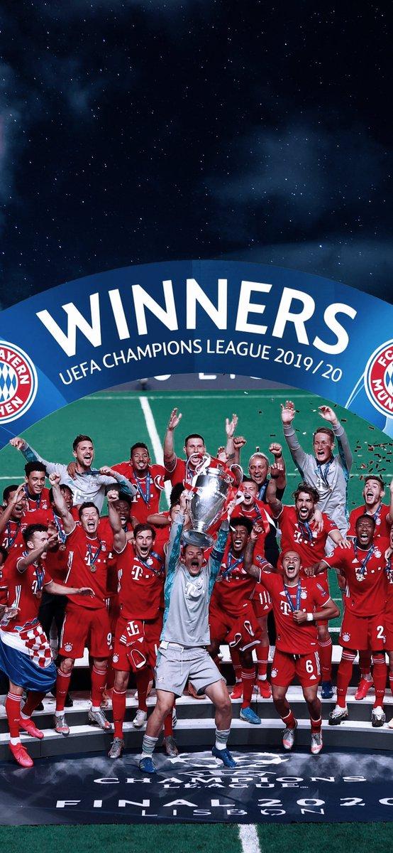 بزبلو On Twitter 4k Wallpapers Miasanchampions Bayern Munich