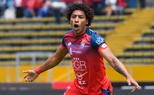 """Antonio Ubilla on Twitter: """"Gol de Luis Congo, el número 3 en torneo, suma  51 en 229 partidos, en 5 minutos El Nacional 1 Universidad Católica 0 en el  Olímpico Atahualpa de Quito… https://t.co/4zlAIGBzf1"""""""