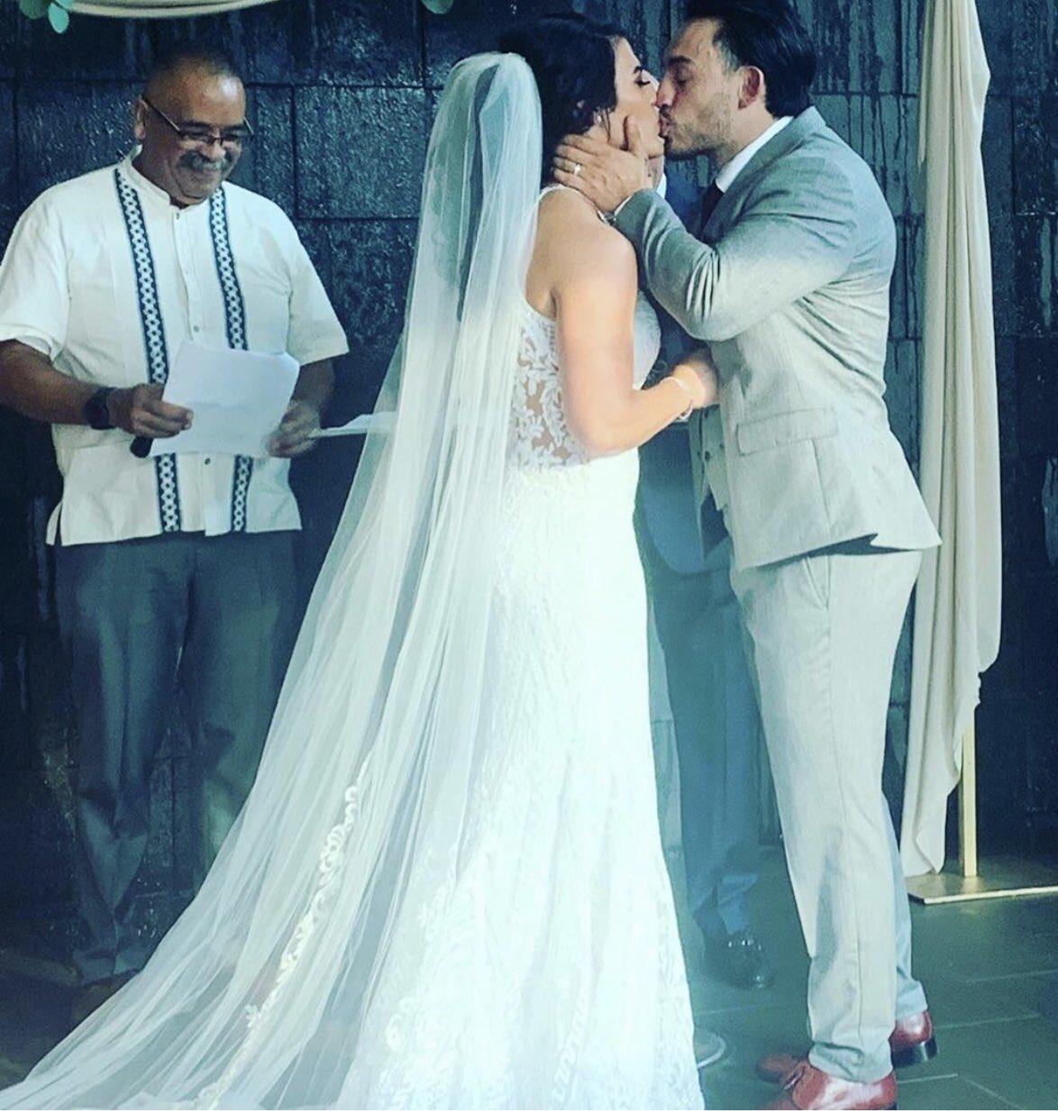 तस्वीरें: अफवाह डब्ल्यूडब्ल्यूई स्टार टेसा ब्लैंचर्ड और बॉयफ्रेंड डागा ने शादी कर ली 4