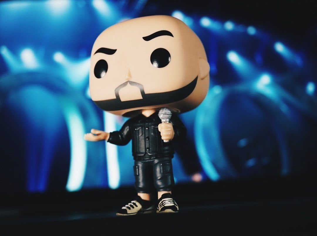 Seeing all these creative pics is so dope to me. Thank you all for showing love to my @OriginalFunko POP! Keep tagging me in your shots and I'll keep sharing. https://t.co/8HXuKAvsWf
