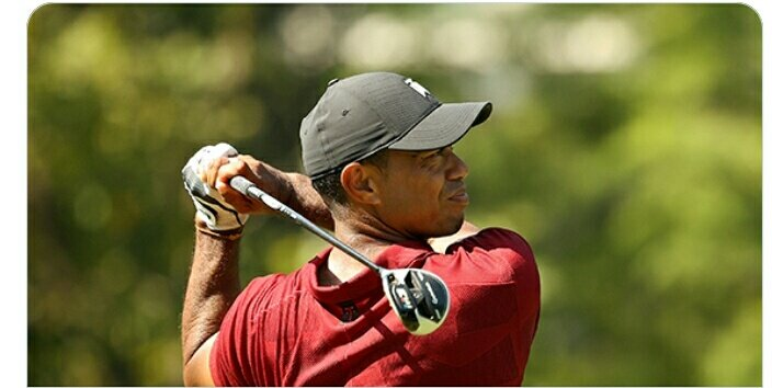@TigerWoods Very good  Tiger Woods great player,champion player. Best ever golf player in the world..❤❤❤❤❤ https://t.co/AGEB7TC0bV