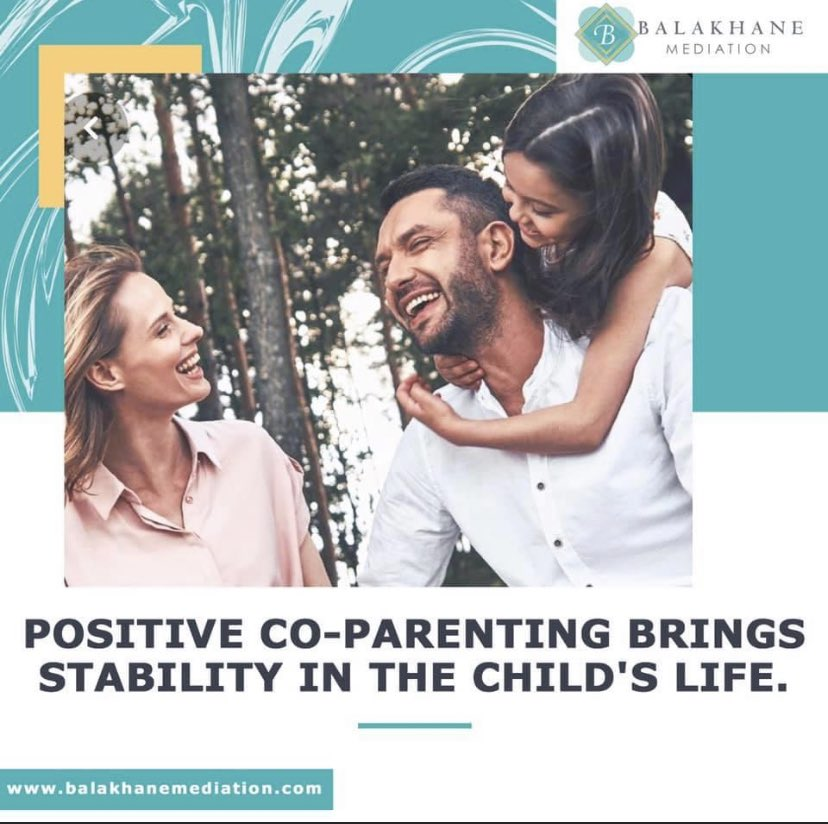 In countries where family mediation is an accepted adjunct to litigation, research has shown that in cases where mediation is utilized, there is greater potential for optimal co-parenting relationships.#healthydivorce #mediation #divorcemediation #parenting  #divorce https://t.co/CVjQCkoxRo