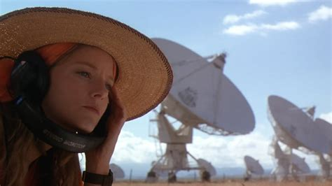 Contact (1997 movie with Jo...