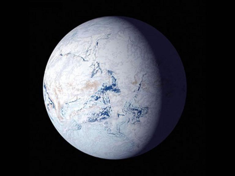 Earth as a snowball or slus...