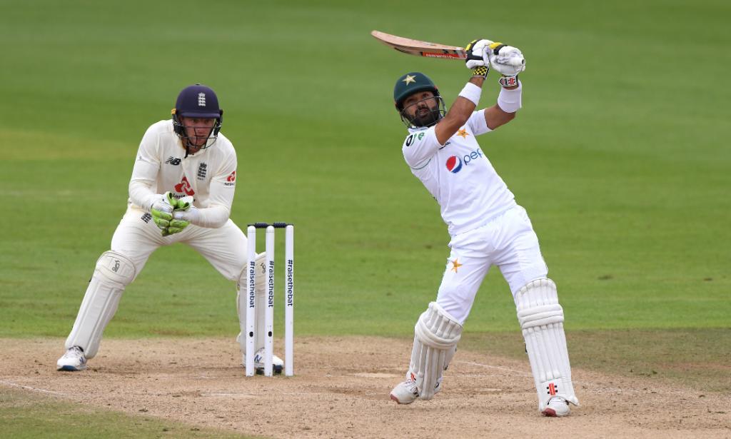 Mohammad Rizwan- England vs Pakistan Test 2020