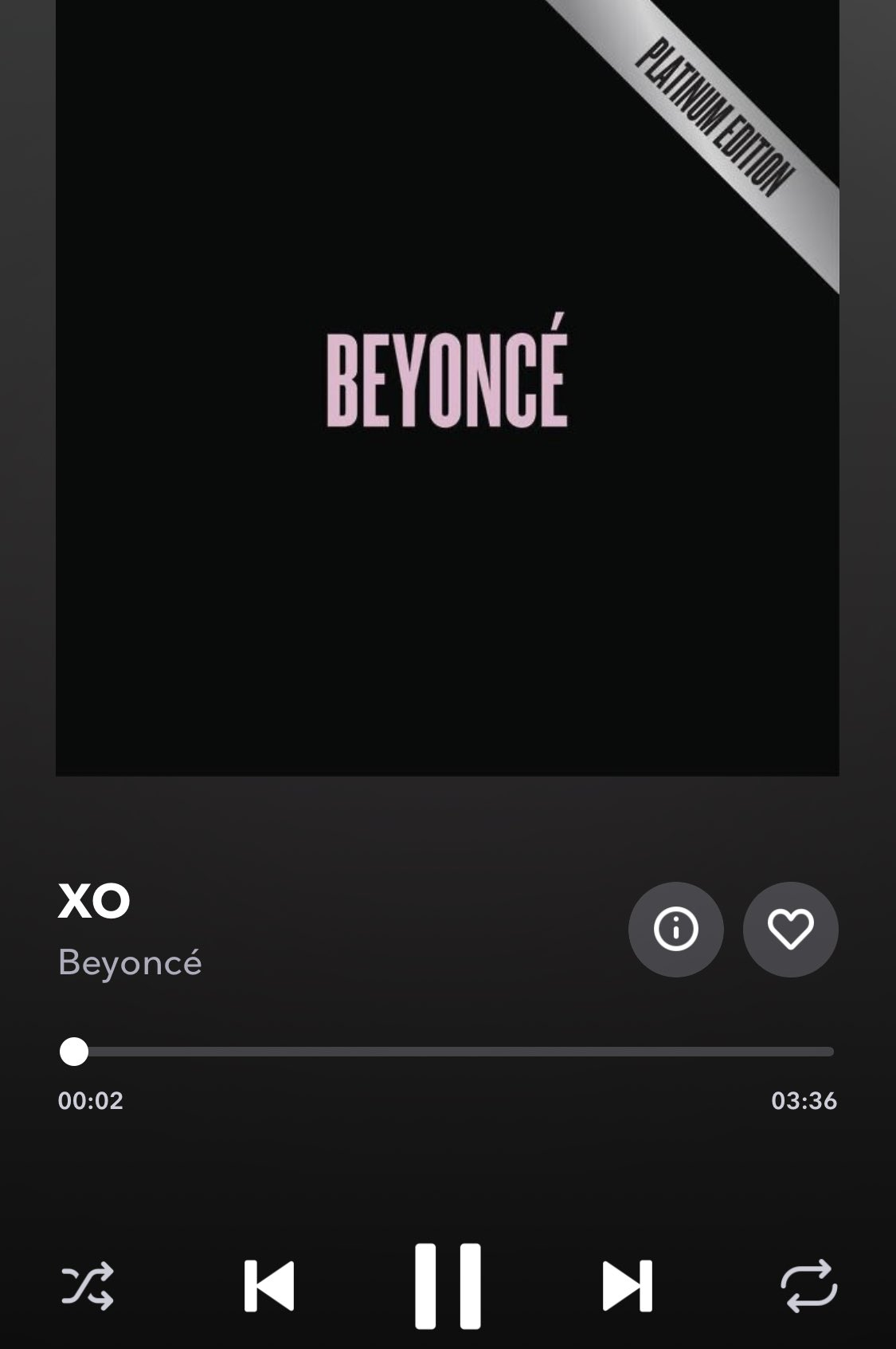 Our favorite Beyonce song Happy Birthday