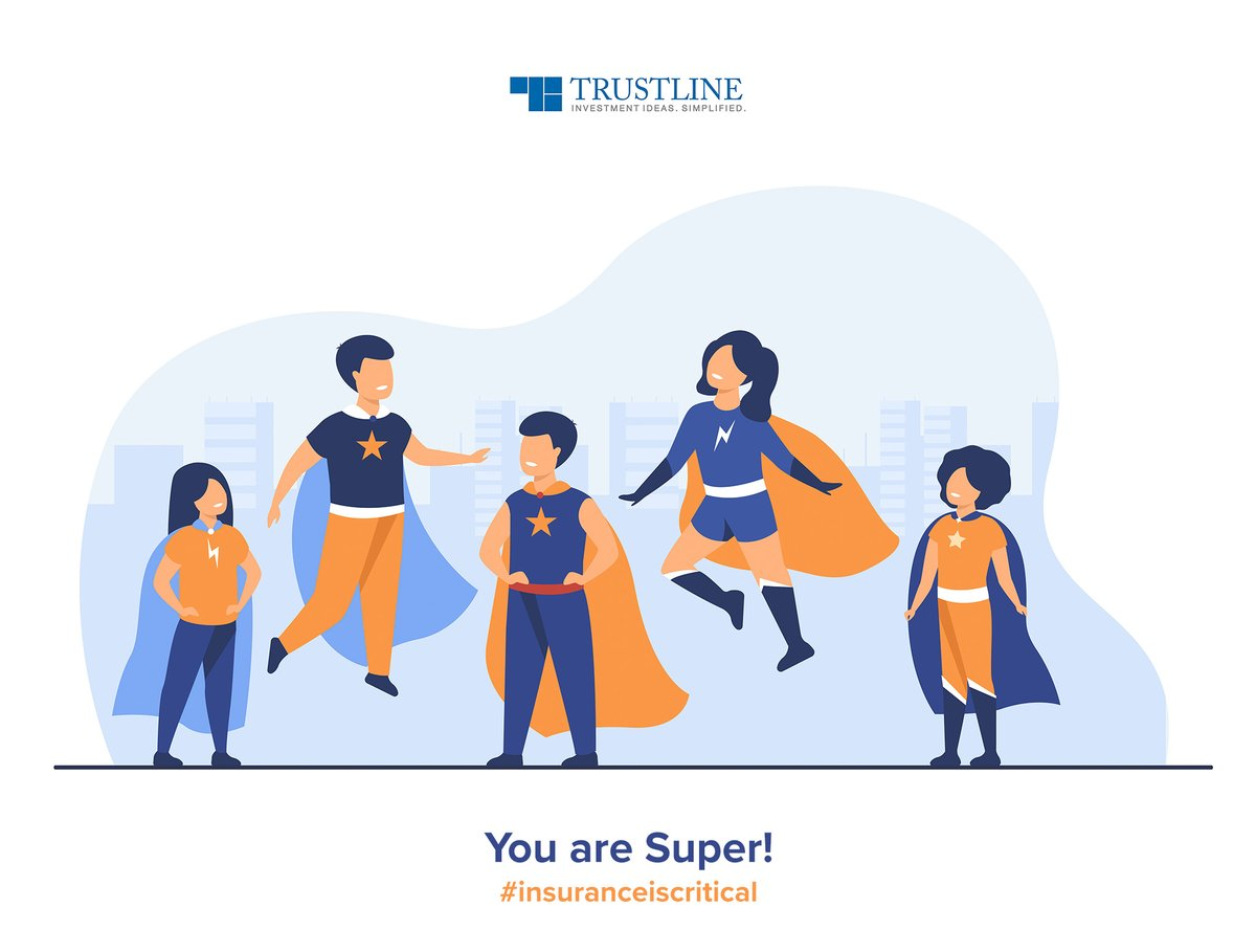 A Super Top-Up plan is an additional health cover which offers you protection above the chosen deductible limit. It pays the medical bills over and above the pre-defined deductible amount. Talk to us. https://t.co/obGvnaupwN #insuranceiscritical https://t.co/n3BamvtWk4