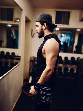 Image  Akhil Akkineni is giving some serious fitness goals! EgKZOx5U8AA77bC format jpg name 360x360