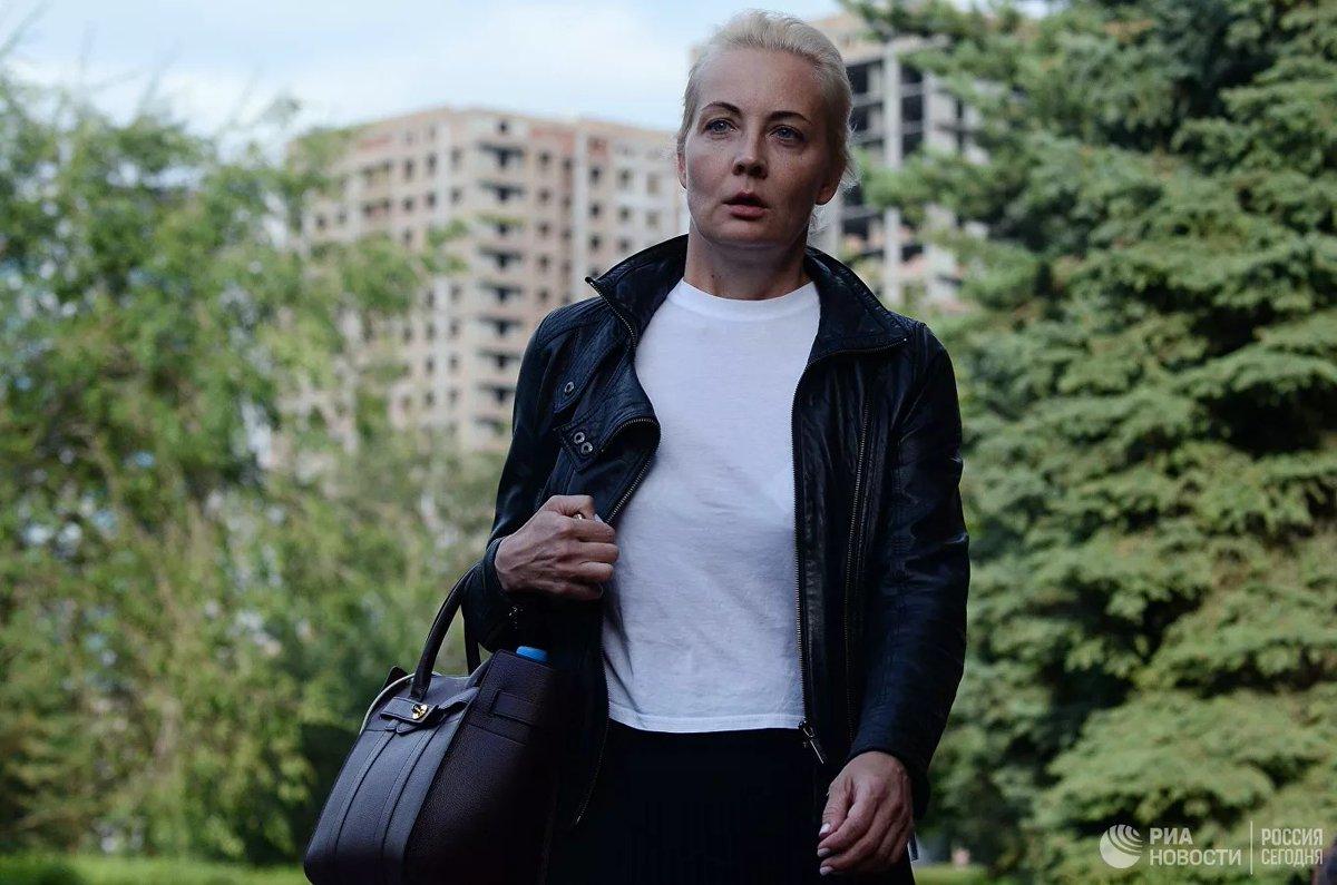 """""""Спасибо не услышали"""". В Омске рассказали о контактах с женой Навального"""