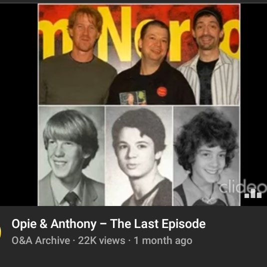 I don't know where I'd be right now amidst the #pandemic  #opie&anthony #O&A #AnthonyCumia #Opie #JimmyNorton https://t.co/Sjro97Dp6R