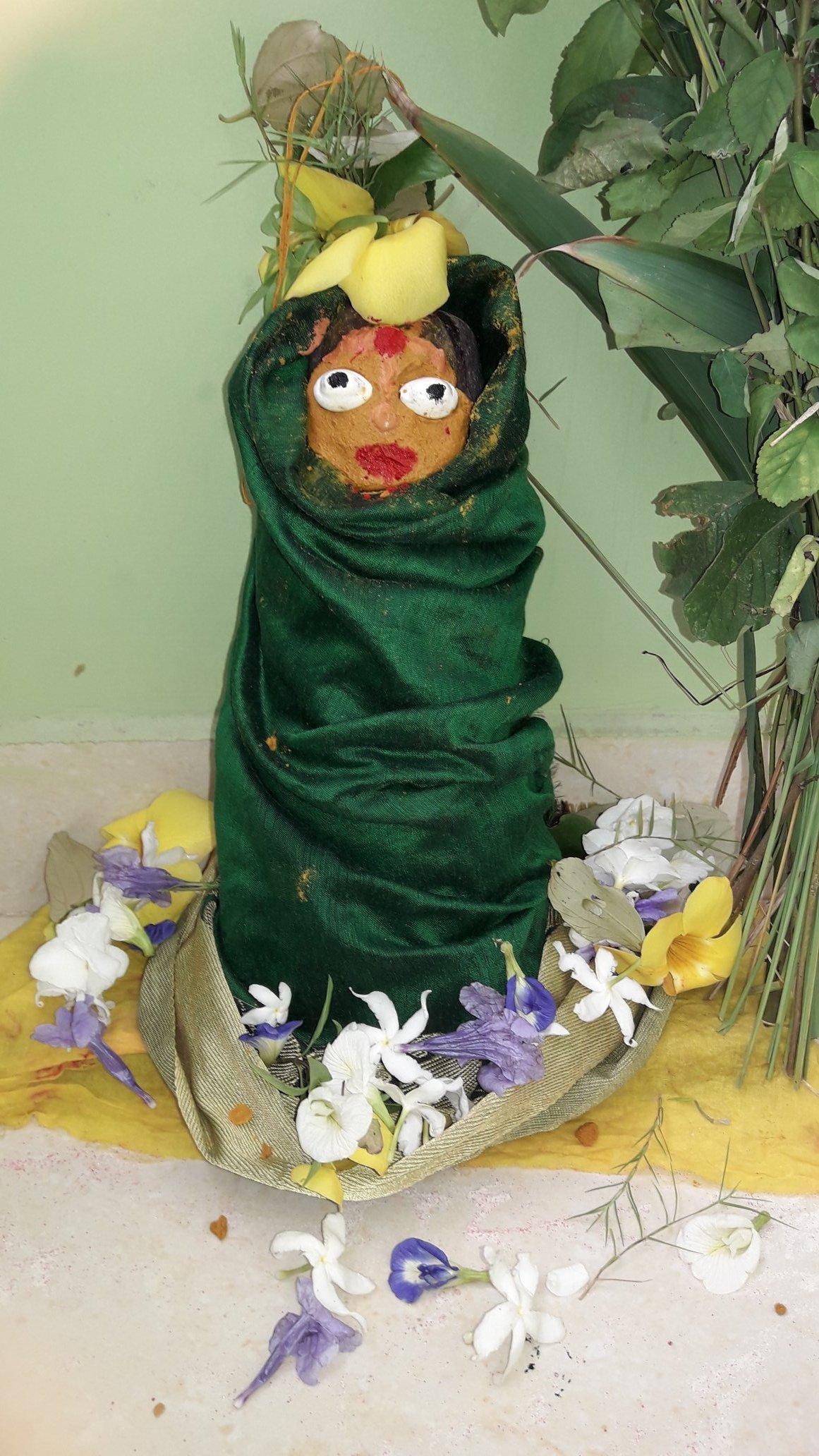 ଷଠି ଓଷା - Sathi Osha
