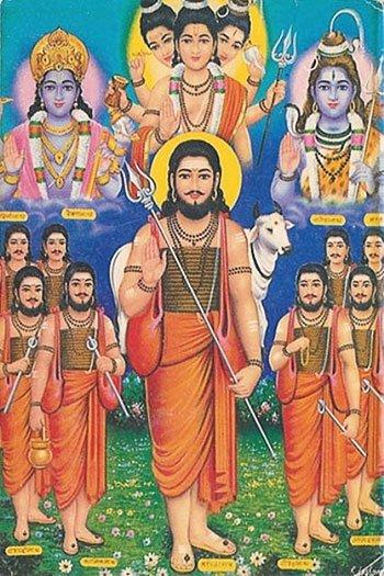 कुण्डलिनी शक्ति।  भारतीय गुरु शिष्य परंपरा का अति महत्वपूर्ण अंग है।  शास्त्रों में वर्णन है कि भगवान वशिष्ठ ने श्री राम और लक्ष्मण को भी कुण्डलिनी साधना करवाई थी।