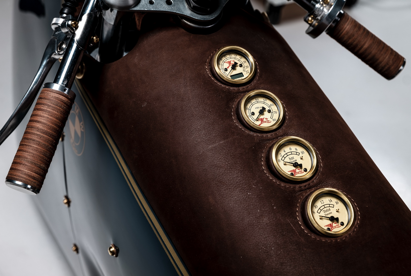 #Bike 🏍️ Awesome of the Day: #Steampunk-ish ⚙️ #BMW R100 #Motorbike via @fireballtim #SamaBikes