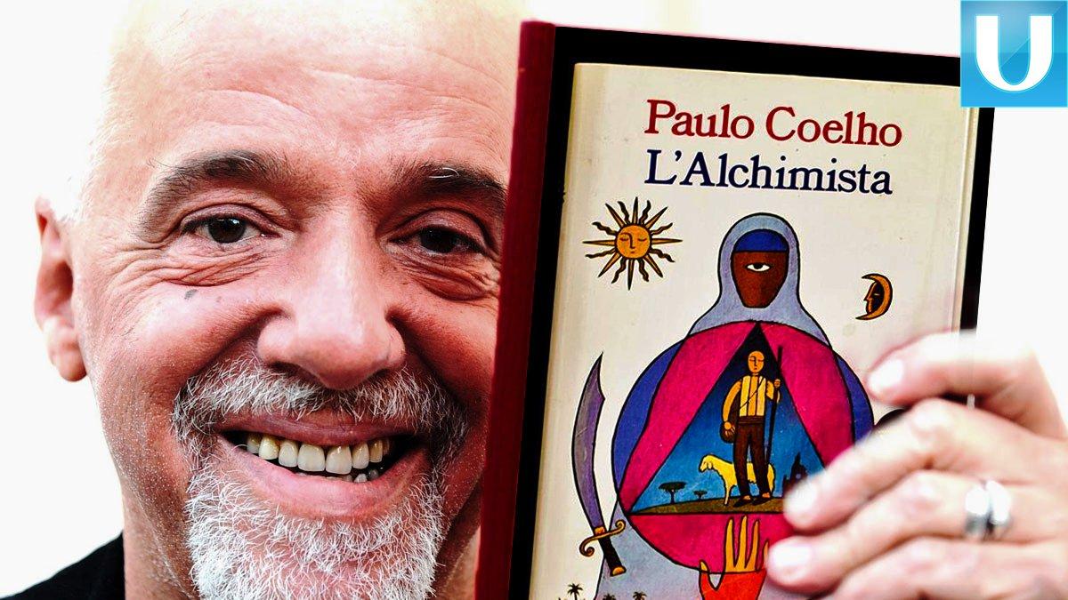 Tanti auguri a @paulocoelho 🎂 #PauloCoelho #lalchimista